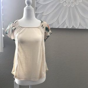 Miss Me Size Small Top
